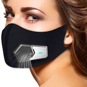 Personal Wearable Travel-Size Air Purifier Mask